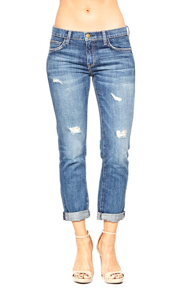 CURRENT/ELLIOTT The Fling Relaxed Jean in Loved Destroy
