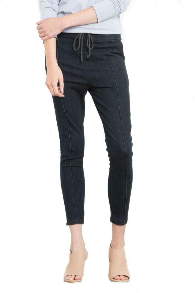 Prairie Underground Denim Track Pant in Denim