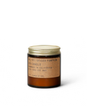 P.F. Candle Co. Mini Soy Candle 3.5 oz - Spiced Pumpkin
