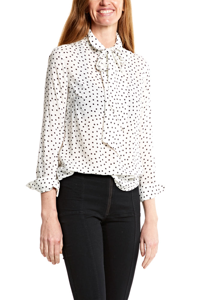 EMERSON FRY Ribbons Blouse