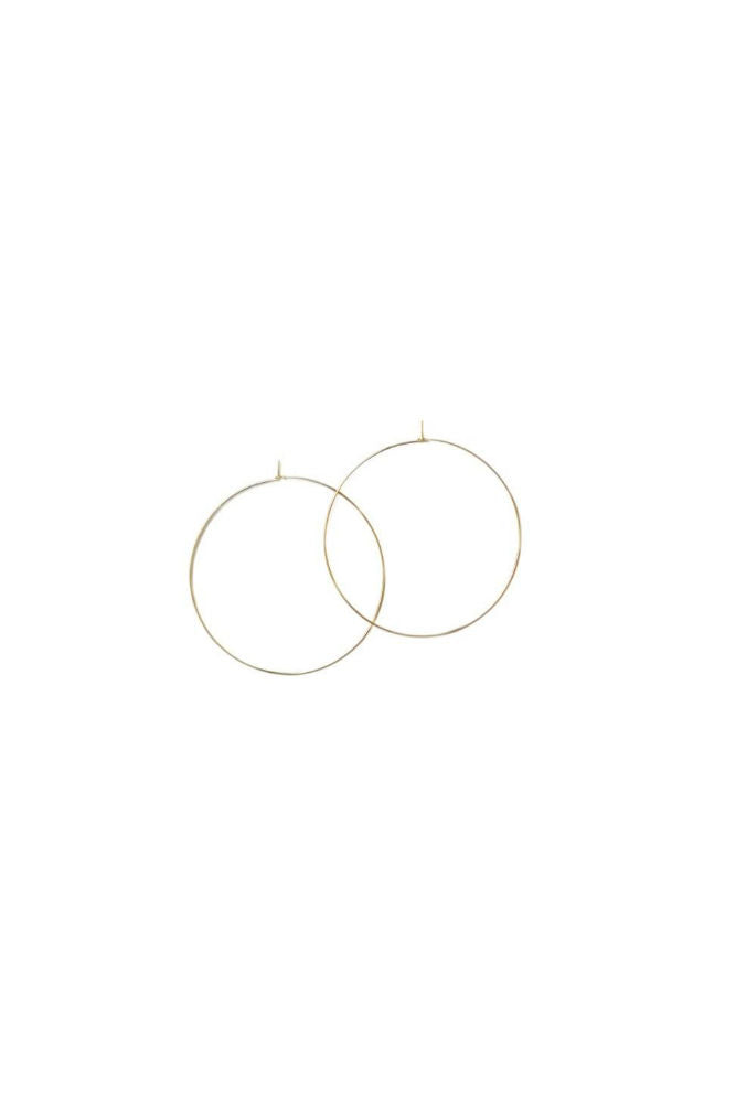 Grayling Essential Hoops - Small Gold