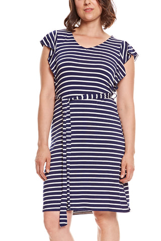 Rails Ari Tiered Midi Dress
