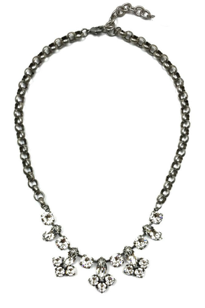 Grayling Hanover Statement Necklace Silver