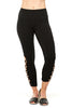 Hard Tail X Side Ankle Legging