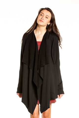 Bobi Bishop Sleeve Cardigan