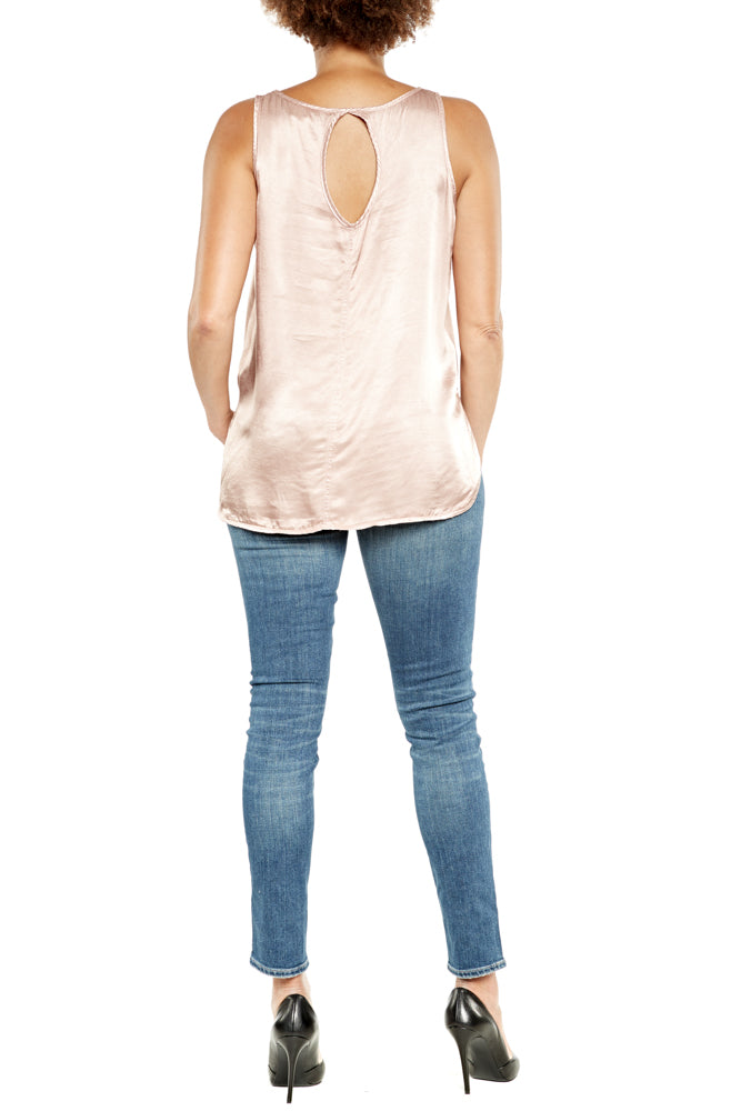 Hard Tail Melissa Tank in Mauve