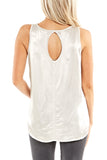 Hard Tail Melissa Tank in Linen
