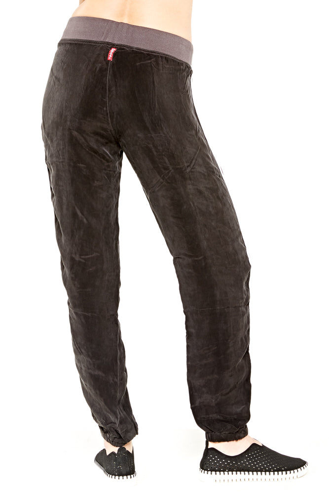 Hard Tail Speed Racer Pant in Raven