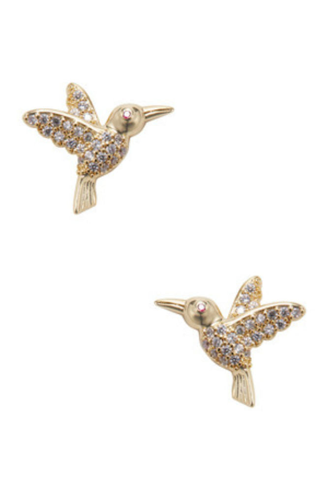 Tai Hummingbird Earrings