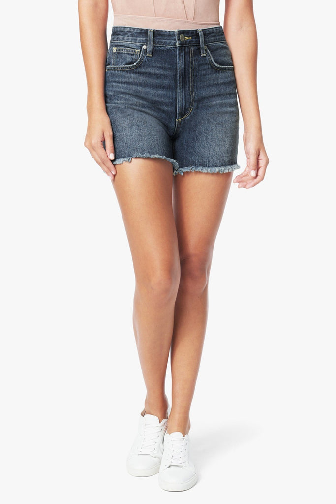 JOE'S JEANS The Kinsley Short Fray Hem