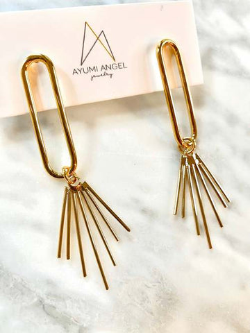 Larissa Loden Jewelry - Vera Earrings