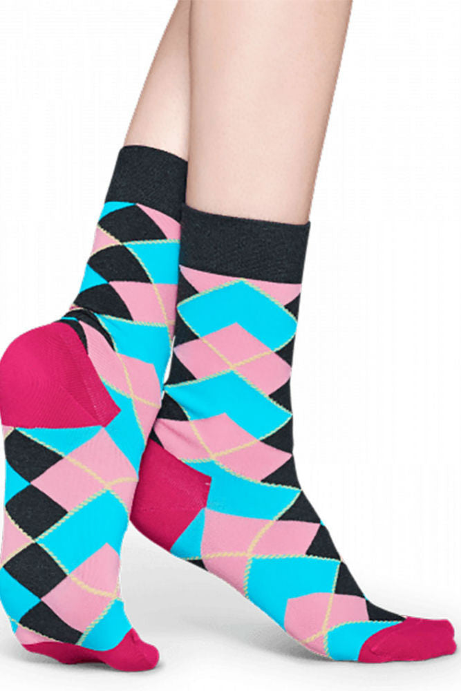 Happy Socks Iris Apfel Argyle Sock