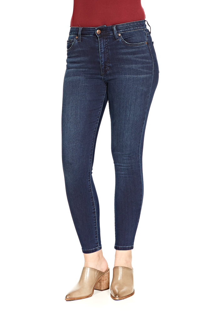 JOE'S JEANS The Charlie High Rise Skinny Ankle in Bekka
