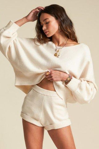 Bailey 44 Your Angel Sweater in Cream FINAL SALE