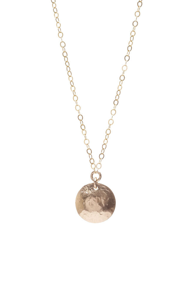 Kenda Kist Talia Collection Single Disc Necklace