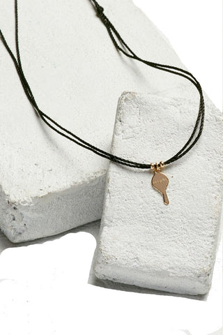 Elk Fala Short Necklace