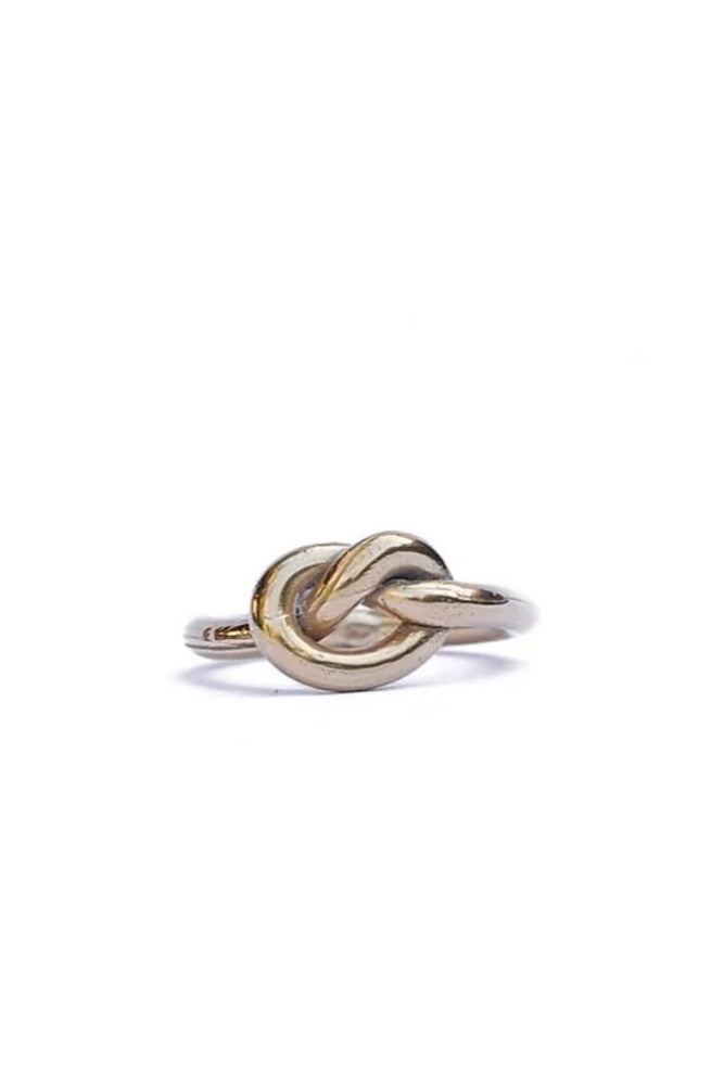 WATERSANDSTONE Knot Ring