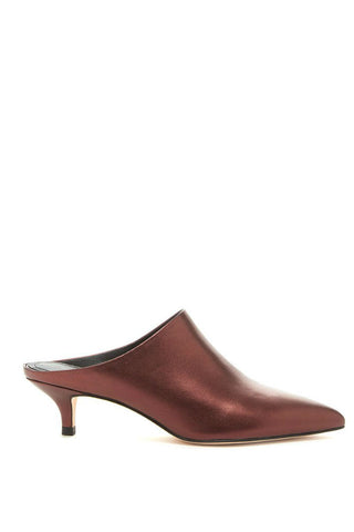 Raen Raleigh in Rose/Brown Silver Mirror