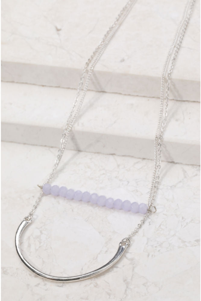 ADORN LOVE Layered Necklace