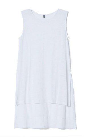 Elk Louise Broderie Anglaise Dress in White