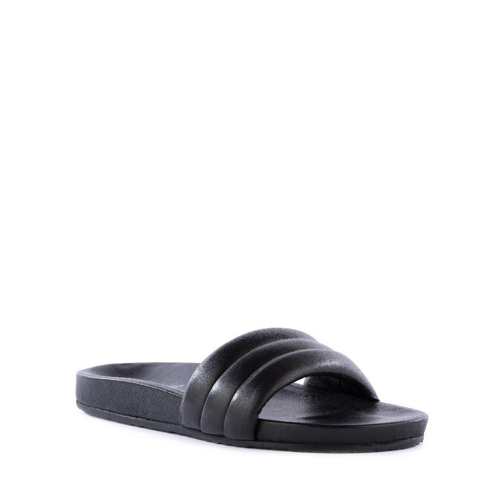 Seychelles Low Key Leather Slide
