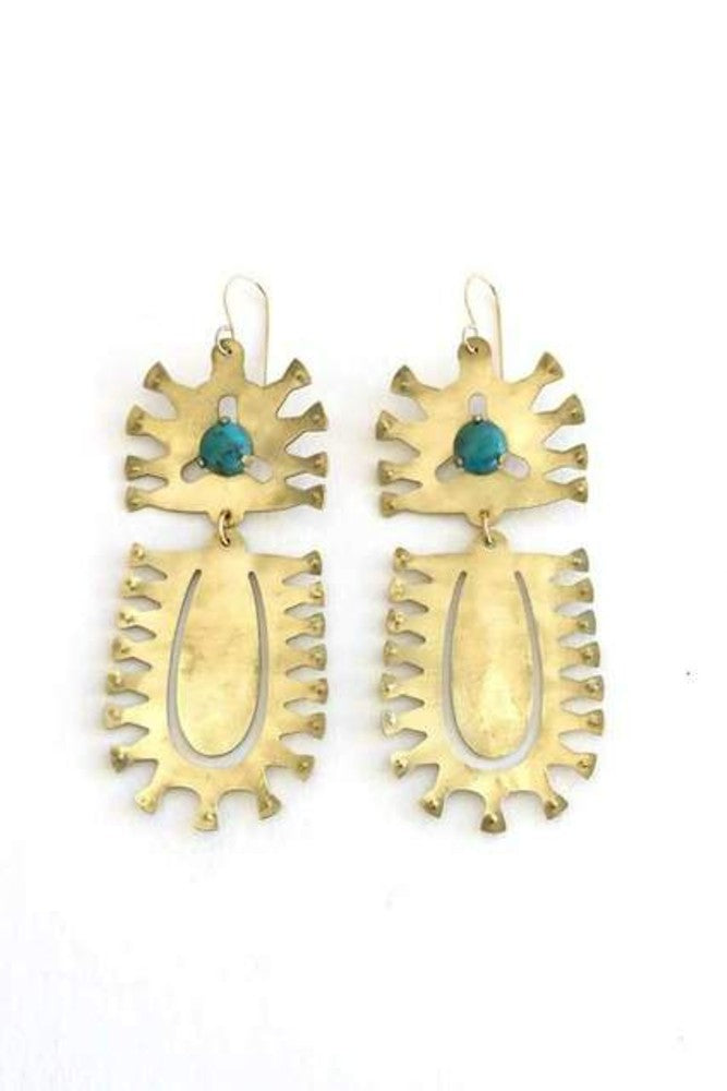 Lunasol Quivira Earrings
