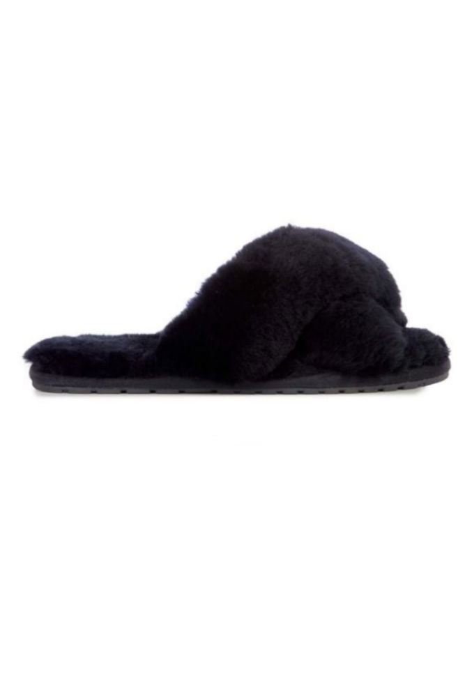 EMU Australia Mayberry Slipper Slide Black