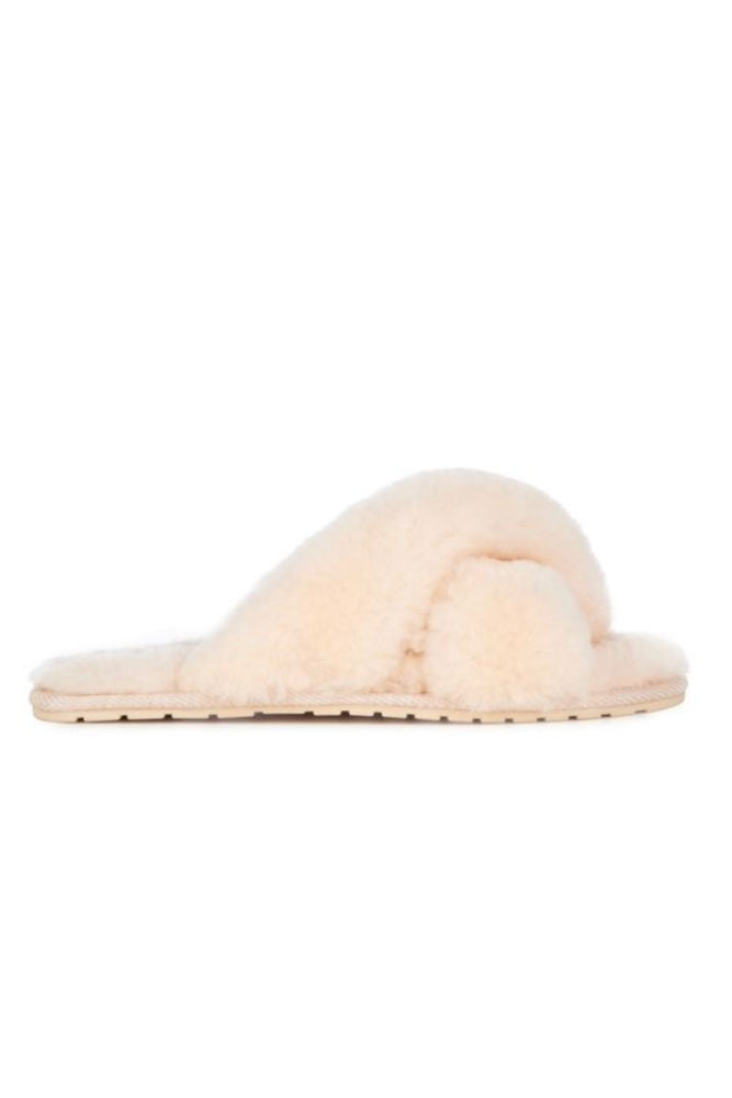 EMU Australia Mayberry Slipper Slide Natural
