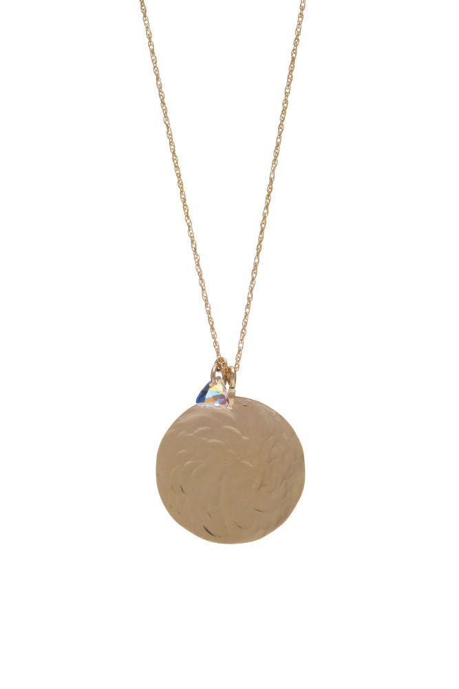 Kenda Kist Medallion Necklace