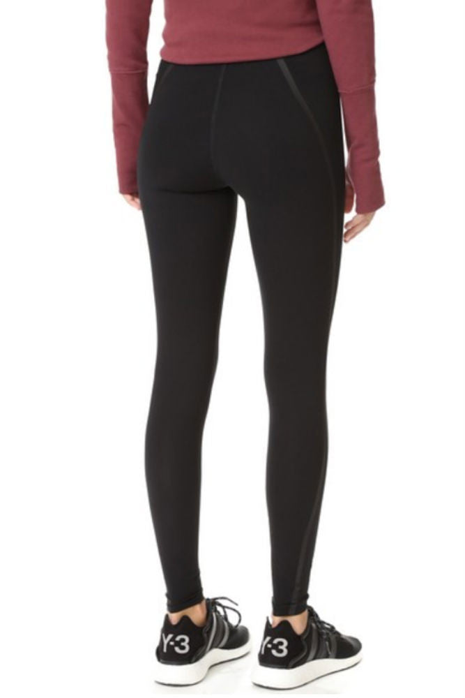 SPANX Every Wear Mesh Contour Legging