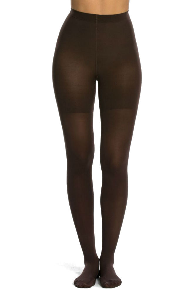 SPANX Luxe Leg Mid-thigh Shaping Tights Bittersweet