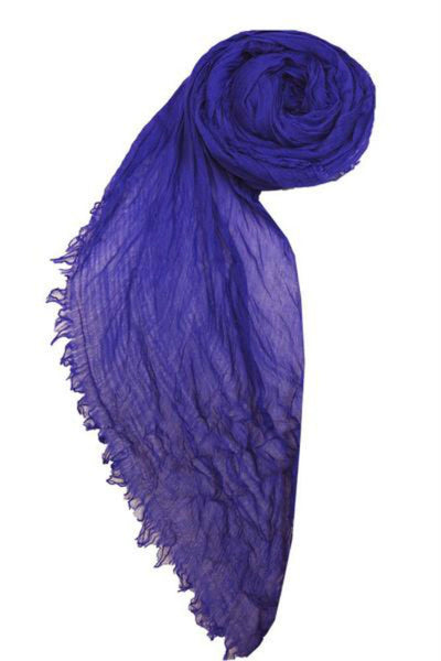 Subtle Luxury Modal Luxe Scarf in Grape