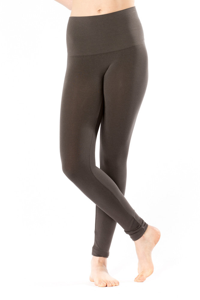 9c989ae5f0d335 ... M. Rena Tummy Tuck Ankle Leggings in Dark Grey ...