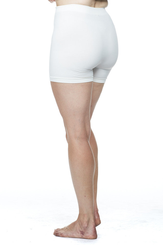 Niki Biki Boy Short in Ivory