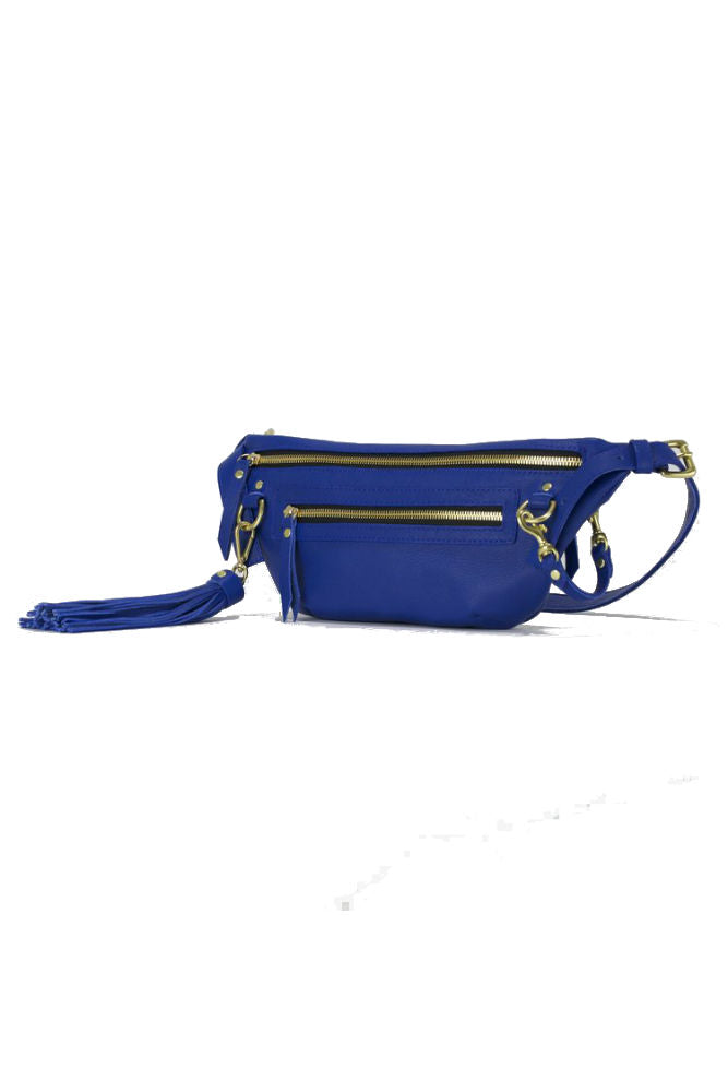 TAH Nomad Fanny Pack Electric Blue