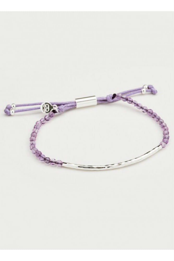 Gorjana Power Gemstone Bracelet in Tranquility