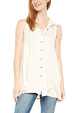 PPLA Val Tank in Cream