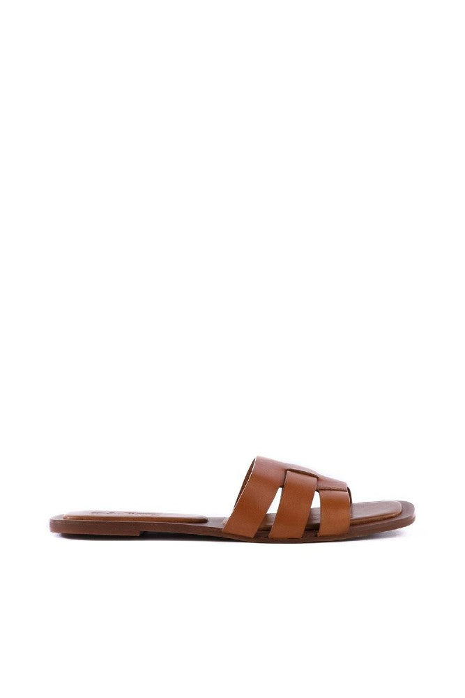 Seychelles Practically Leather Sandal Tan