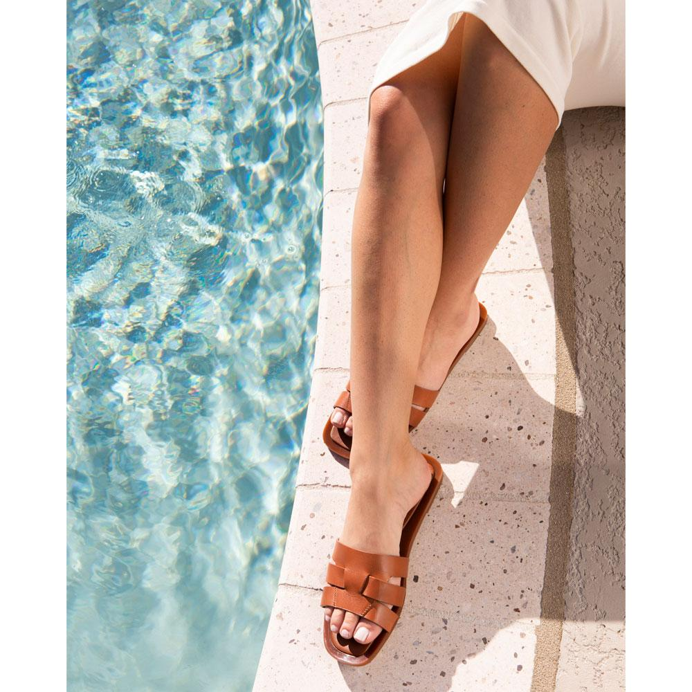 Seychelles Practically Leather Sandal