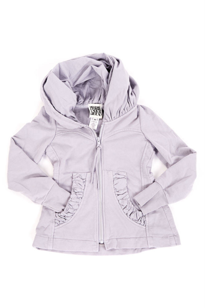 Prairie Underground Kid's Cloak Hoodie in New Dove