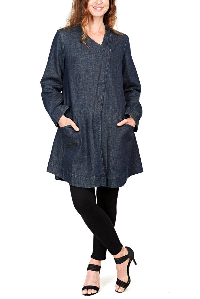 Prairie Underground Outlier Coat in Mechanic