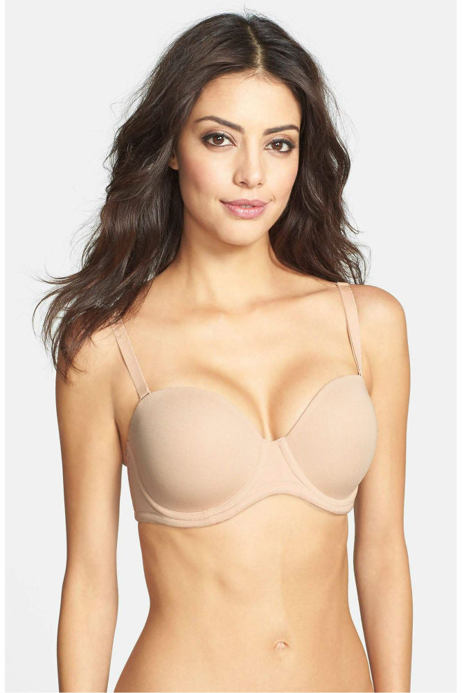 Wacoal Red Carpet Strapless in Natural Nude