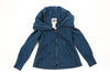 Prairie Underground Kid's Cloak Hoodie in Midnight