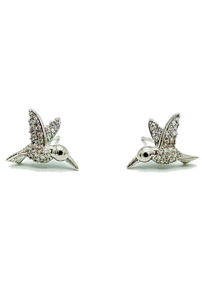 TAI Hummingbird Stud Earrings