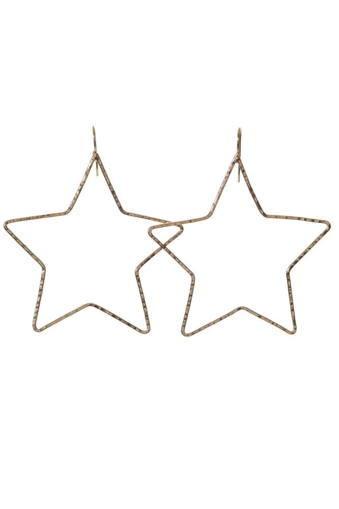 Kenda Kist Star Hoops Gold
