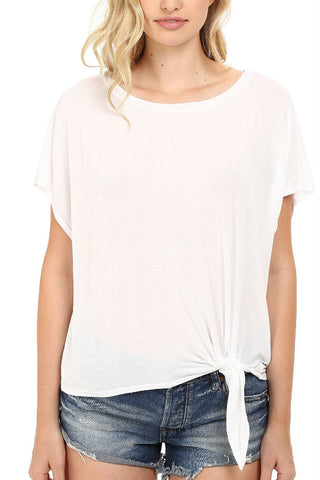 PROJECT SOCIAL T Wearever Tee in Cameo Rose