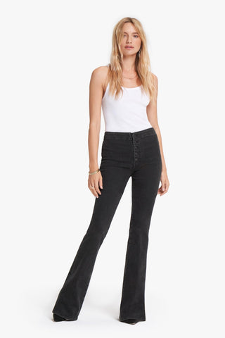Citizens of Humanity Harlow Ankle Mid Rise Slim in Black