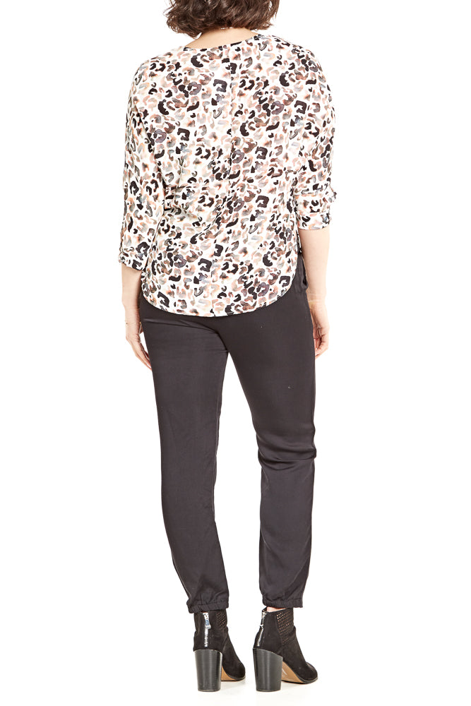 Veronica M. Dolman Blouse in Julian
