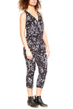 Veronica M. Sleeveless Jogger Pantsuit in Audrey