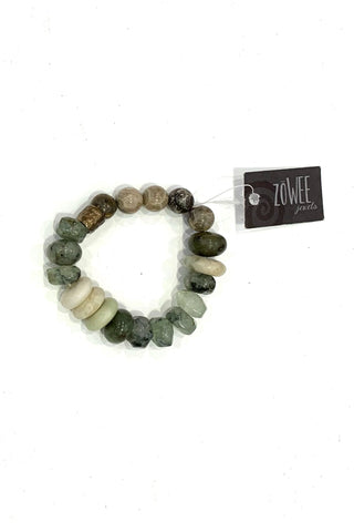 Gorjana Power Gemstone Bracelet in Truth